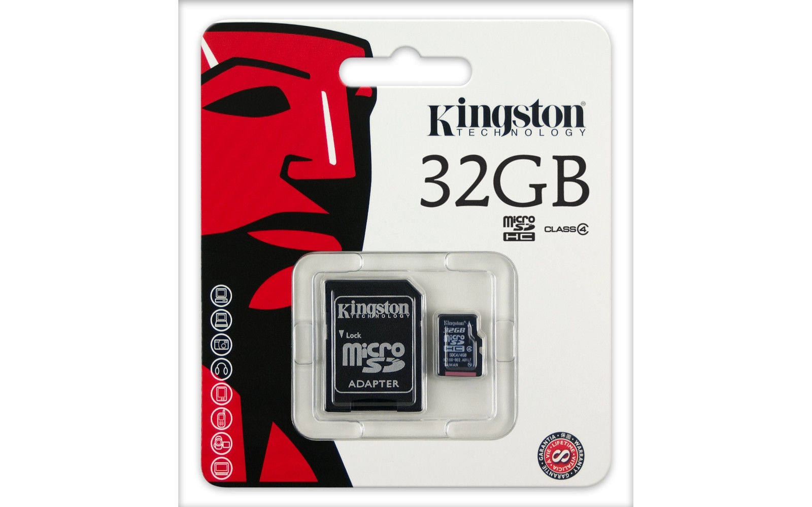 90MBs Works for Kingston Kingston Industrial Grade 32GB Zen Mobile M9 MicroSDHC Card Verified by SanFlash.
