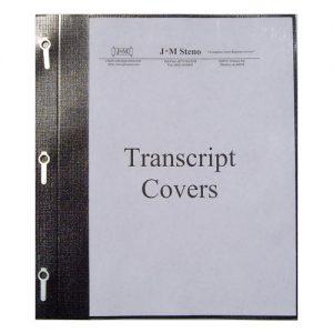 Transcript Covers